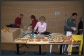 Preparando el almuerzo de los terapeutas y organizacion